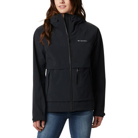 Columbia Beacon Trail Softshell Jacket Women, black